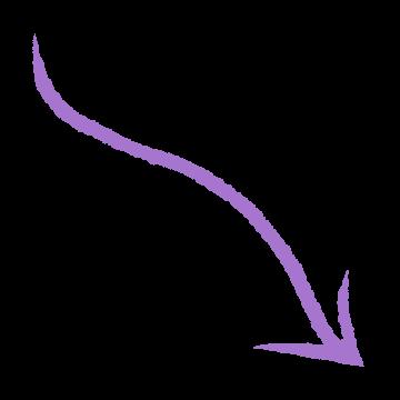 SW arrow purple flipped