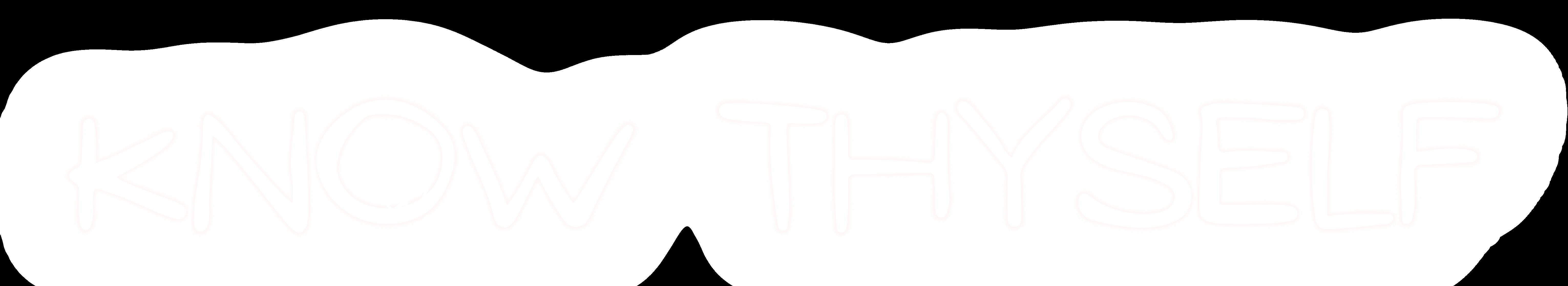 Know Thyself Logo